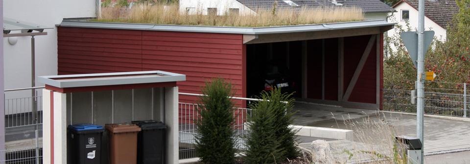 Zimmerei Hirnholz - Holzbau - Referenz